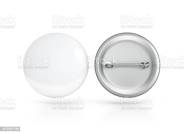 Blank white button badge mockup front and back side clipping picture id610431184?b=1&k=6&m=610431184&s=612x612&h=v0i mipxmazv3 nyjo4gwsafydv3mzxmmbnye qqxoq=