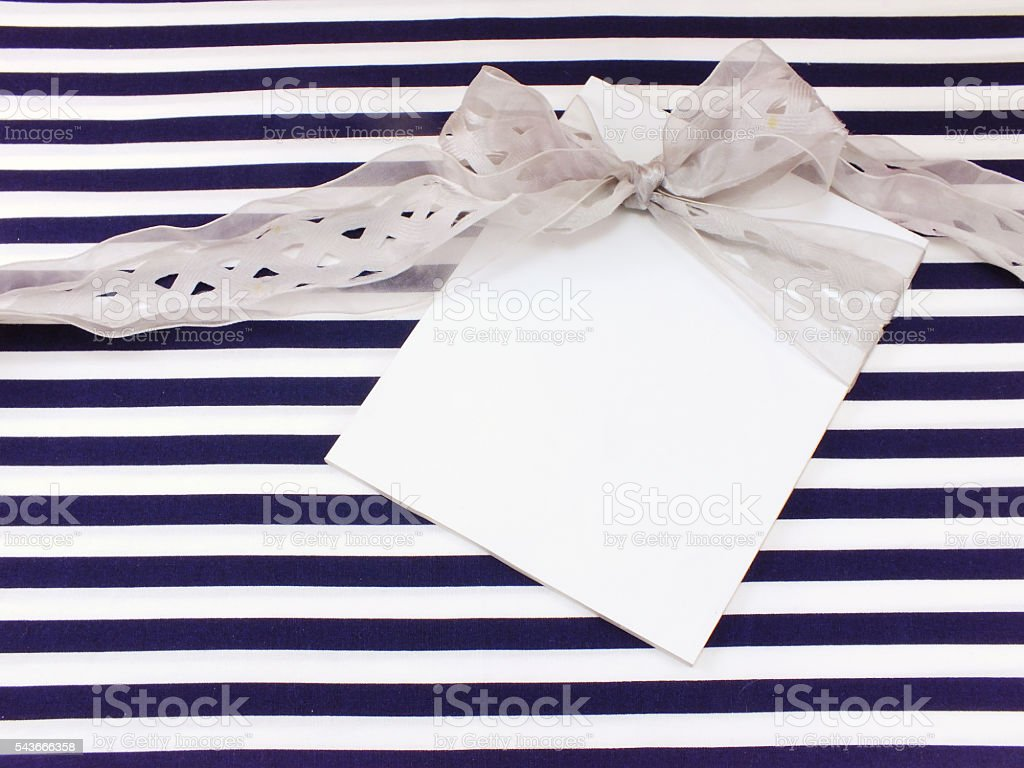 Blank White Greeting Card Stock Photo More Pictures Of Backgrounds