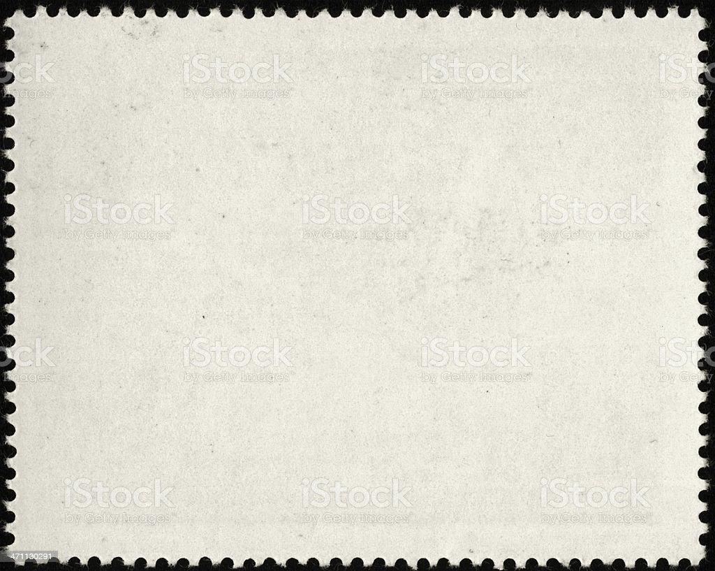 Leere Briefmarke – Foto