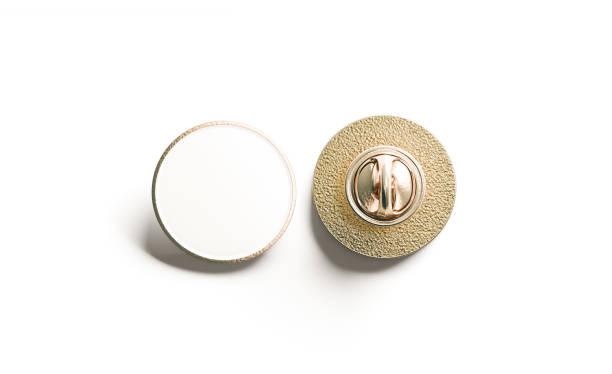 Blank white round gold lapel badge mock up front back picture id807301784?b=1&k=6&m=807301784&s=612x612&w=0&h=vvfgorlnchcwdn6hfuqazu7ajyqr4zwbbfiem g09ye=