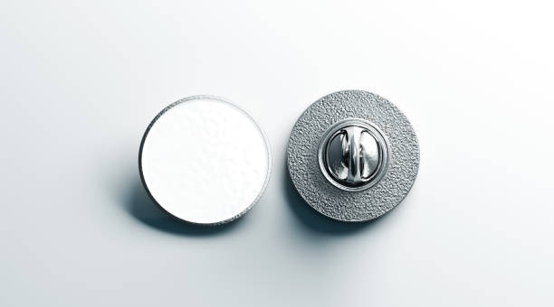 Blank white round silver lapel badge mock up front back picture id687950466?b=1&k=6&m=687950466&s=612x612&w=0&h=u4md9xnzsmfkuq6bcnbkygasatfxpviya2hjp8rofa0=
