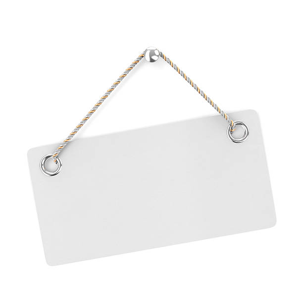 blank hanging sign - photo #21