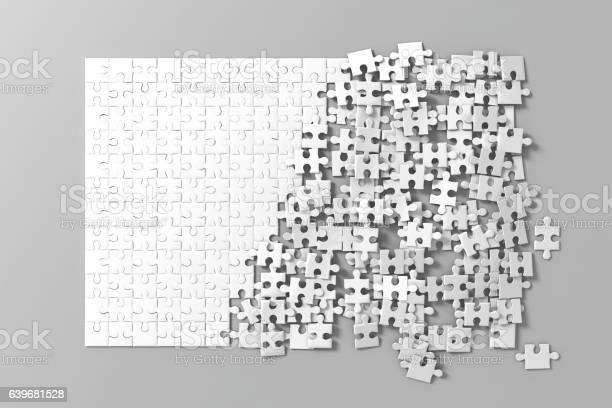 Blank white unfinished puzzles game mockup connecting together picture id639681528?b=1&k=6&m=639681528&s=612x612&h=ptzfvsn8v0tzj81rbkufe2myywuv44udoi ppfs way=