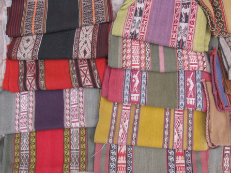 Blankets in Marketplace #2