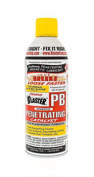 pb blaster - penetrating bildbanksfoton och bilder