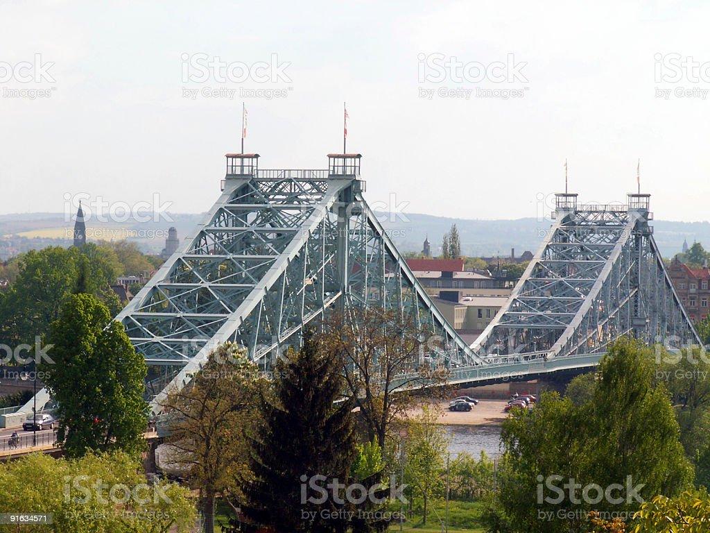 Blue Wunder in Dresden – Foto
