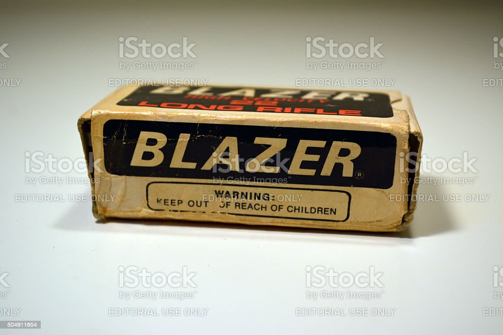 blazer ammo stock photo more pictures of ammunition istock