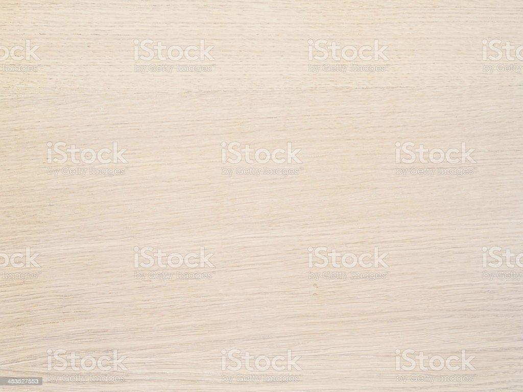 bleached oak board stock photo
