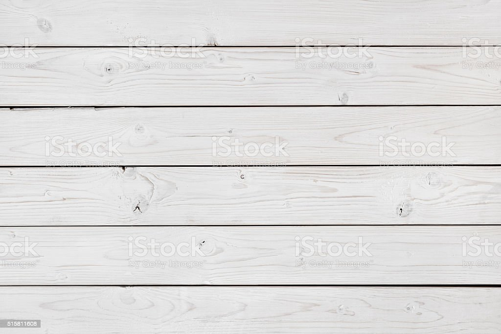 Bleached wooden planks wall abstract texture background stock photo