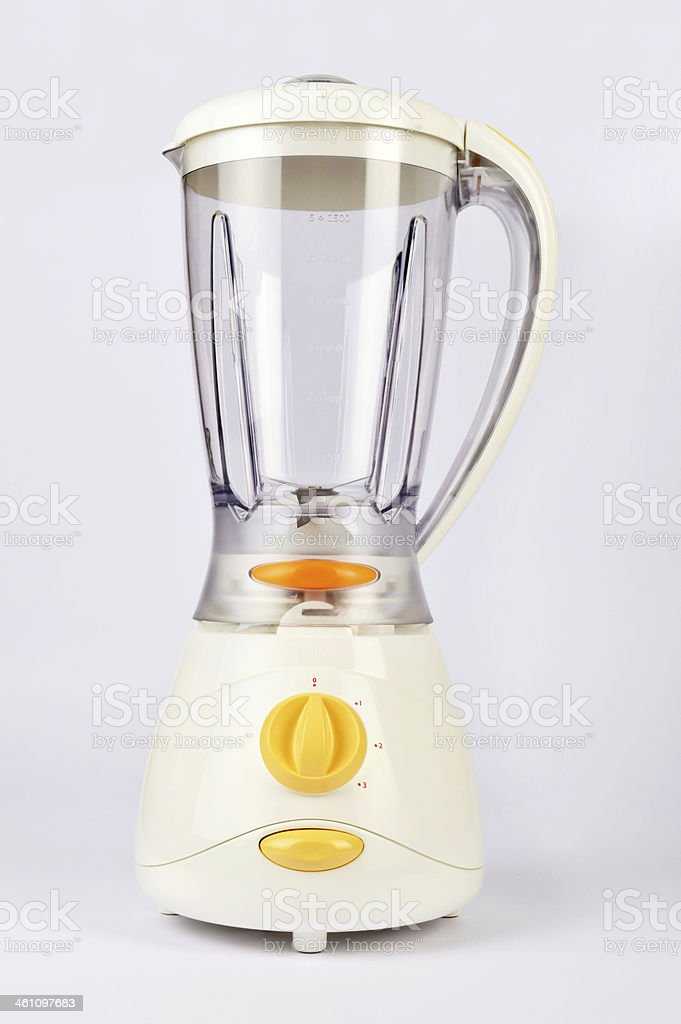 Blender (Click for more) royalty-free stock photo
