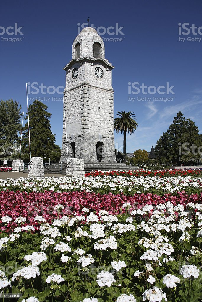 Blenheim stock photo