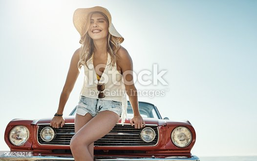 966263130 istock photo Blessed are the curious for they shall have adventures 966263216