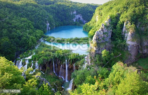Plitvicer Seen Nationalpark, Kroation, Sona Alpha 500.