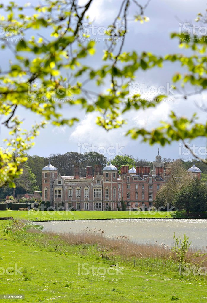 Blickling stock photo