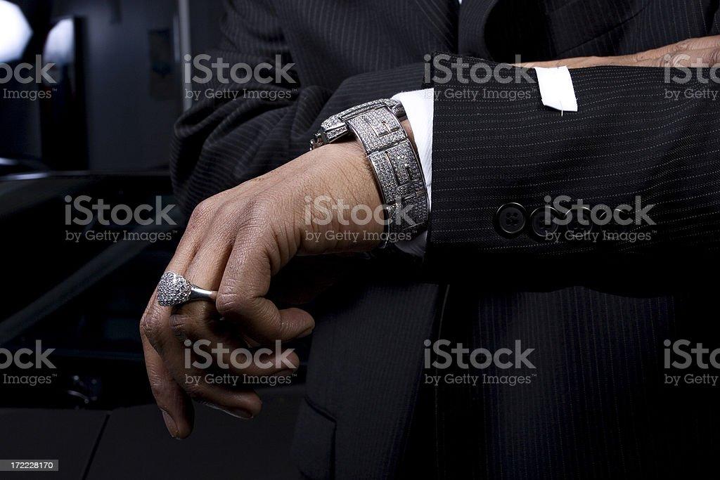 Bling stock photo