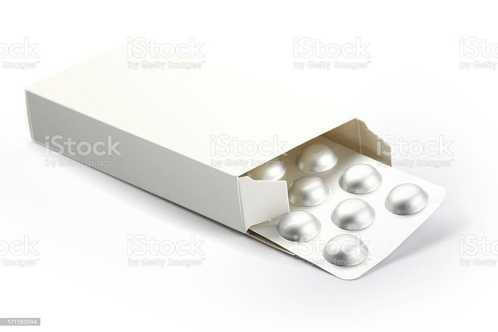 Medicamento - foto de stock