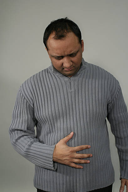 bloated stock photo