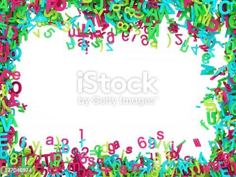 513565925istockphoto Block letters Frame 177046974