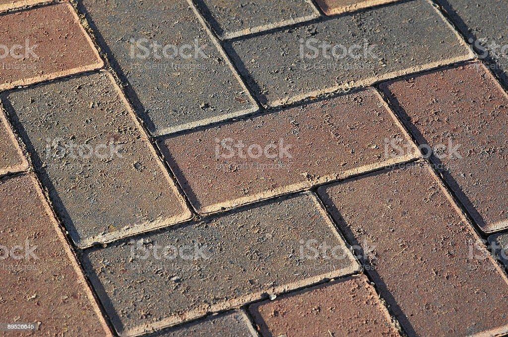 block paving stock photo