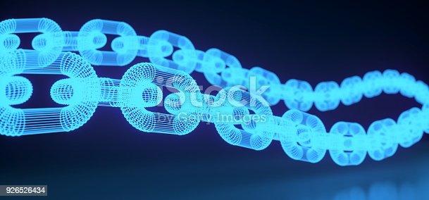 istock Blockchain Cryptography Concept 926526434
