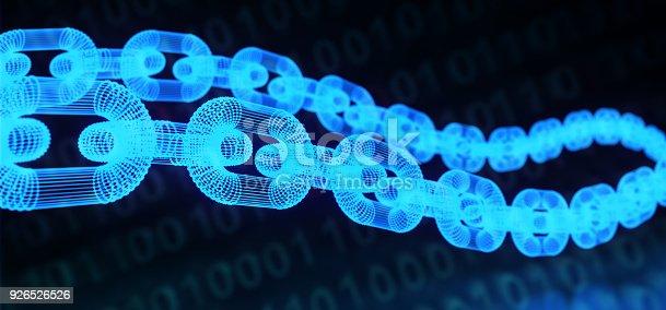 istock Blockchain Cryptography Concept 926526526