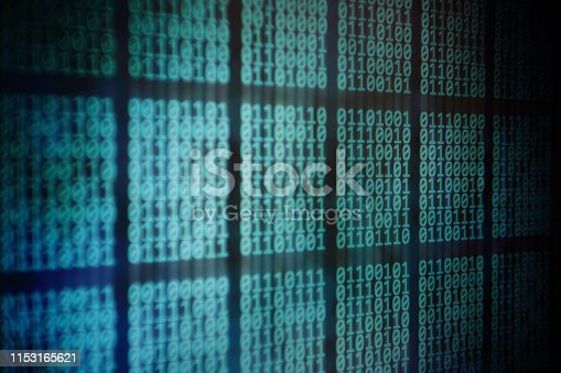 istock Blockchain, password, personal information, privacy and data transfer concepts. 1153165621
