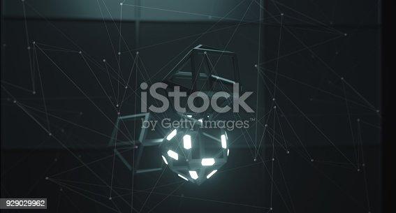 istock Blockchain Technology Concept 929029962