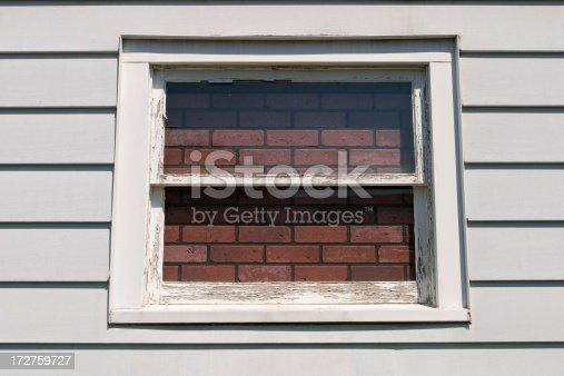 istock Blocked window 172759727