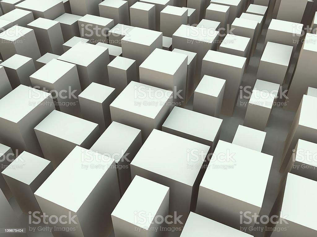 Blocks royalty-free stock photo