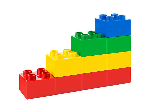 Blocks stock photo