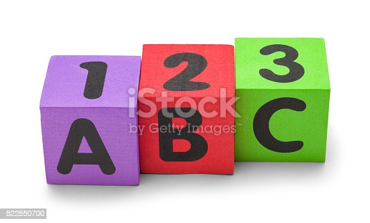 istock ABC Blocks 522550700
