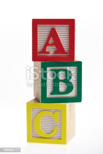 istock ABC Blocks XXXL 183335177
