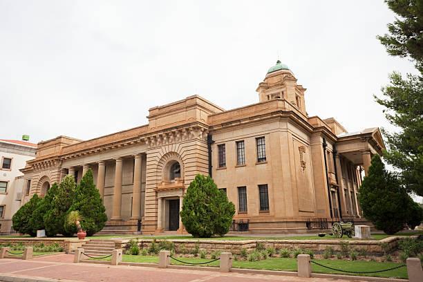 Bloemfontein City Hall stock photo