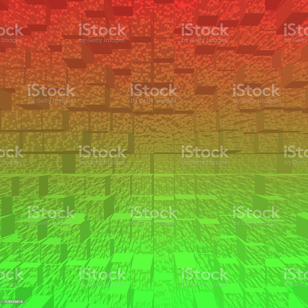 Blog 3D stock photo