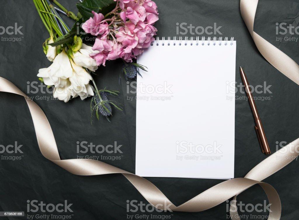 Blogging stock photo