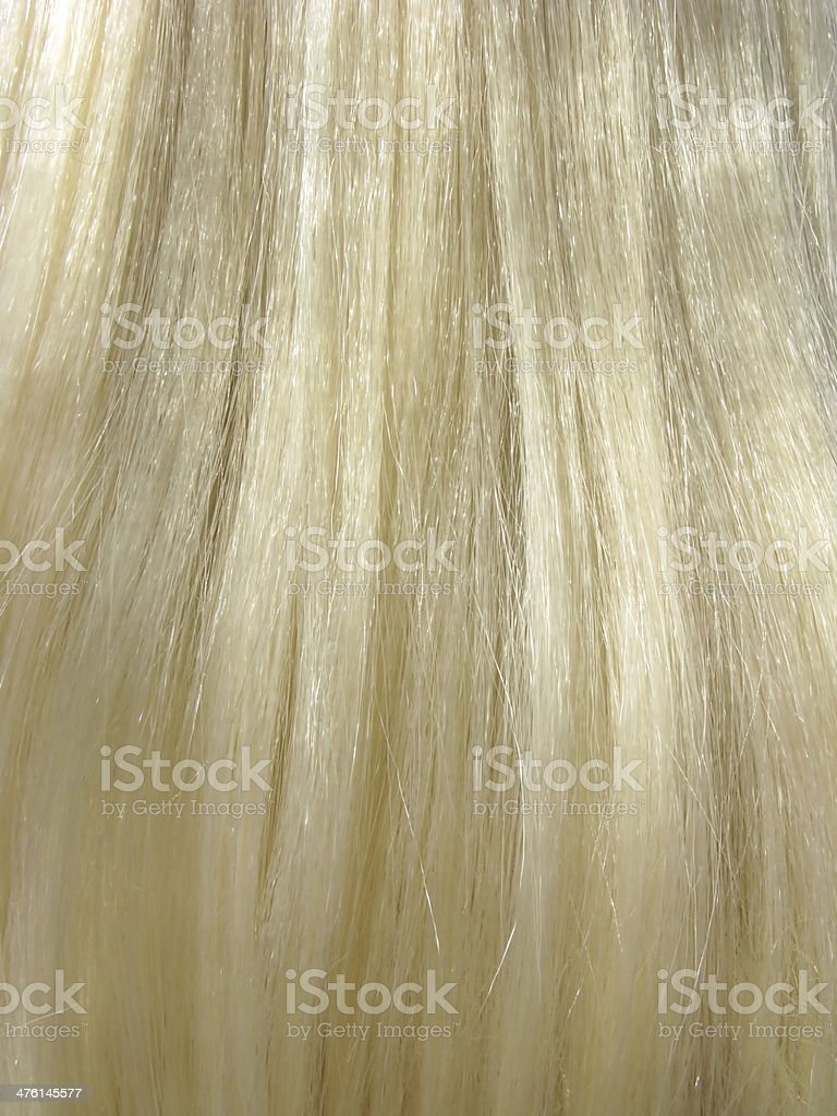 blond hair texture abstract backround royalty-free stock photo