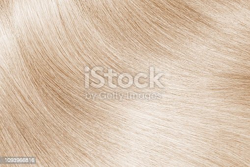 Blond or light brown hair texture background