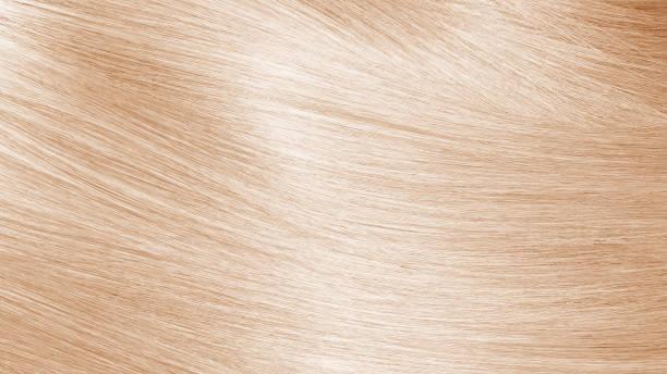 sarı veya açık kahverengi saçlı doku arka plan - sarı saç stok fotoğraflar ve resimler