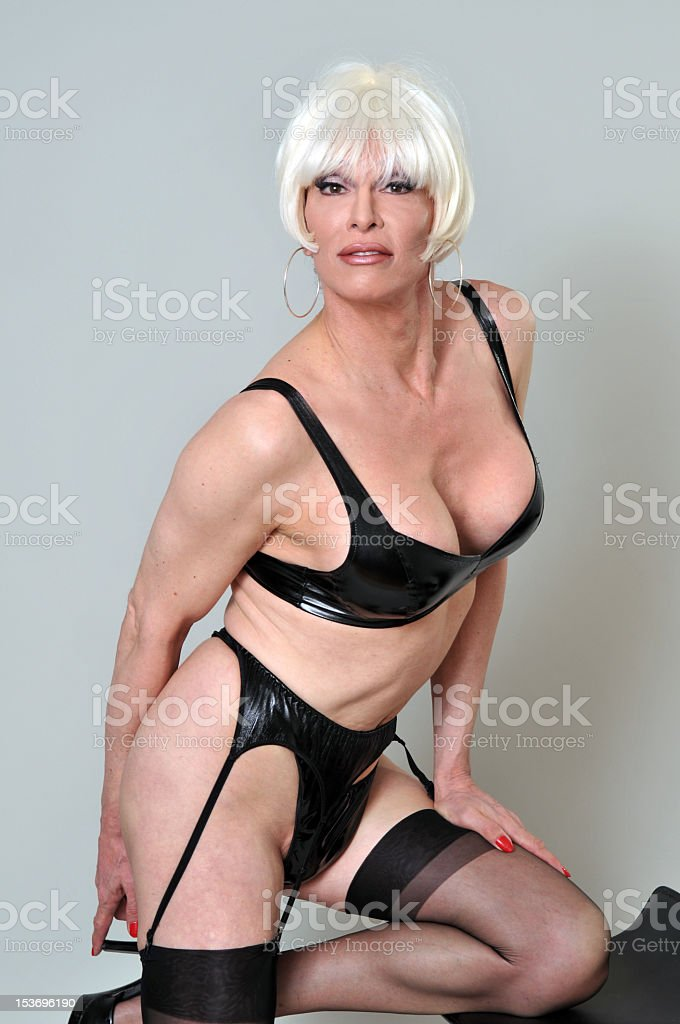 photo of sexy transsexual