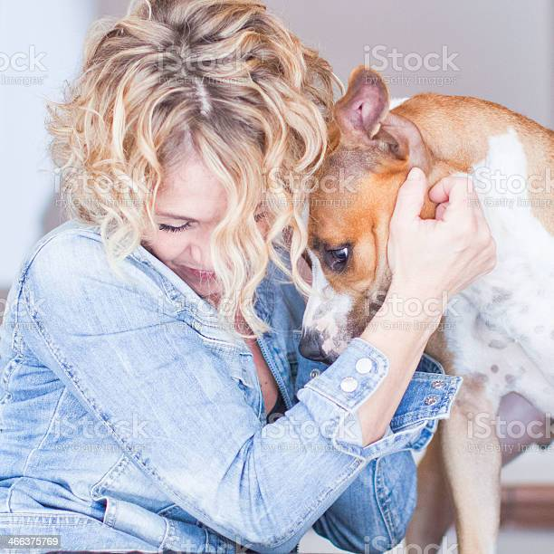 Blond woman with dog picture id466375769?b=1&k=6&m=466375769&s=612x612&h=abnps8jsz42wbnwoztjsbnkm8ps24ee4twlwj2zmaeq=