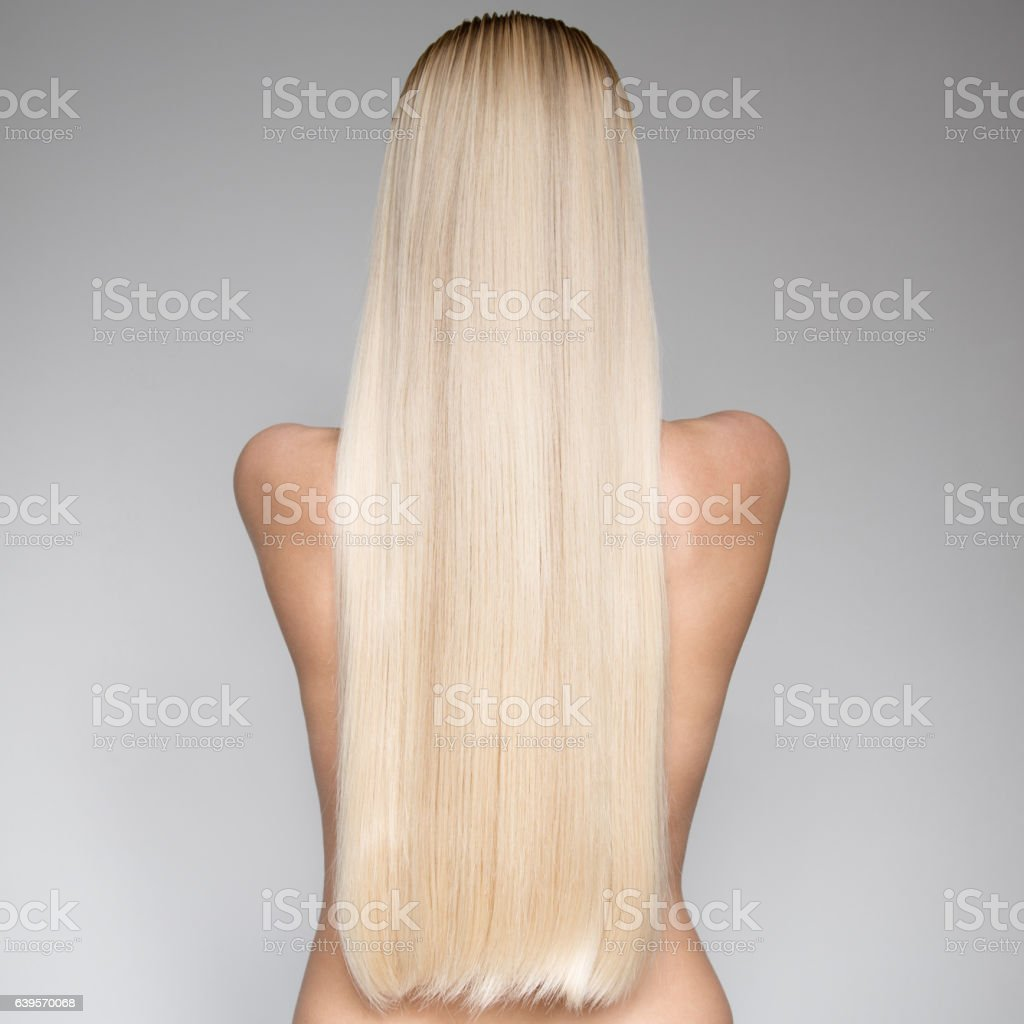 royalty free long hair back pictures images and stock