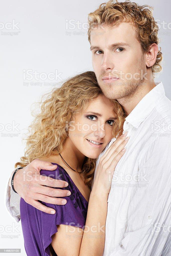 Blonde Couple