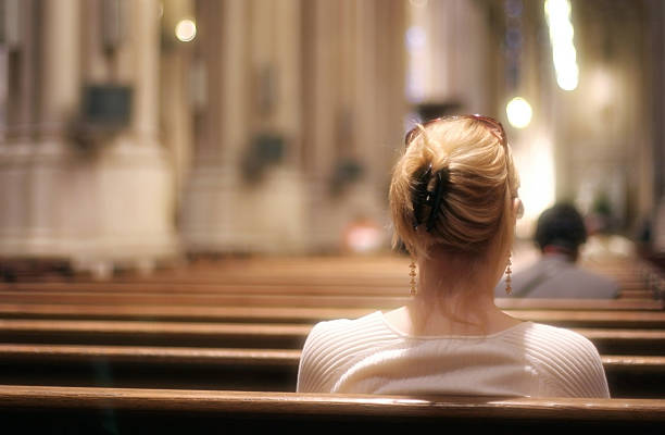 Blonde woman sitting on a church bench praying [b][i]Related images in the [u][url=http://www.istockphoto.com/file_search.php?action=file&lightboxID=5771208 t=_blank]RELIGION lightbox[/url][/u]:[/i][/b]  [url=http://www.istockphoto.com/file_closeup.php?id=4286449][img]http://www.istockphoto.com/file_thumbview_approve.php?size=1&id=4286449[/img][/url] [url=http://www.istockphoto.com/file_closeup.php?id=4312978][img]http://www.istockphoto.com/file_thumbview_approve.php?size=1&id=4312978[/img][/url] [url=http://www.istockphoto.com/file_closeup.php?id=2586331][img]http://www.istockphoto.com/file_thumbview_approve.php?size=1&id=2586331[/img][/url] [url=http://www.istockphoto.com/file_closeup.php?id=4286442][img]http://www.istockphoto.com/file_thumbview_approve.php?size=1&id=4286442[/img][/url] [url=http://www.istockphoto.com/file_closeup.php?id=5674751][img]http://www.istockphoto.com/file_thumbview_approve.php?size=1&id=5674751 [/img][/url]    pew stock pictures, royalty-free photos & images