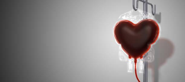 Blood Donation Concept SE stock photo