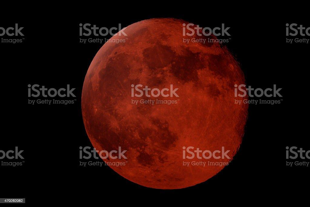 Blood Moon foto