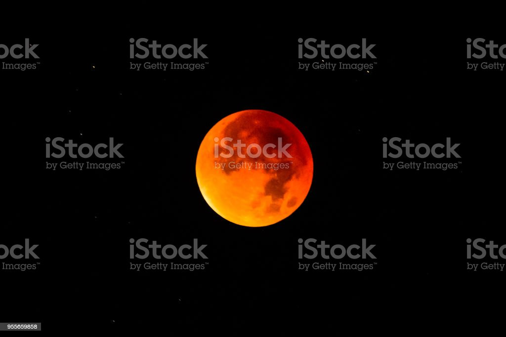 Blut Moon  – Foto