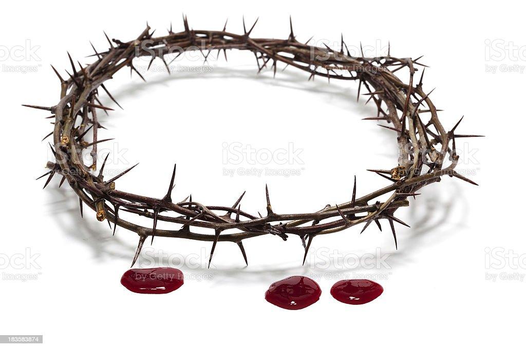 Blood of Christ stock photo