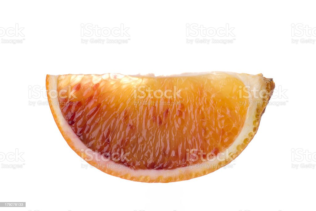 Blood Orange bildbanksfoto