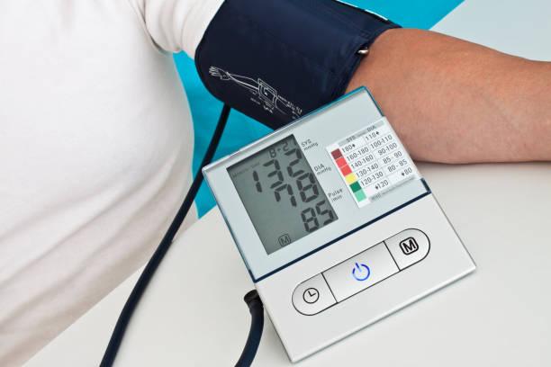 Blutdruckmessung – Foto