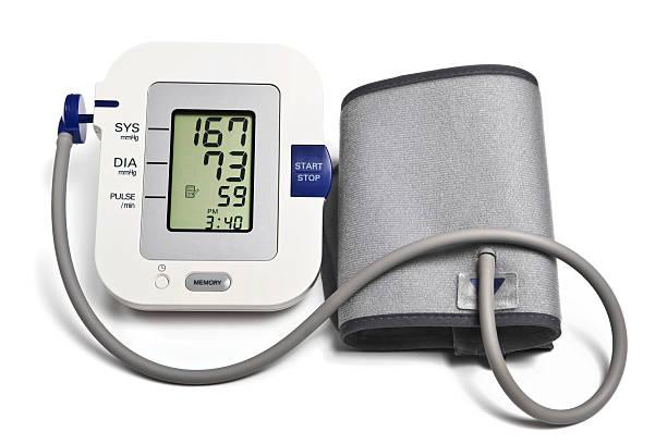 Blutdruck-Messgerät für zu Hause – Foto